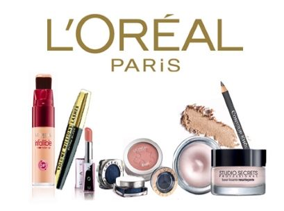 L'oreal Paris Cosmetic Products