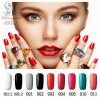 2019 New colors Gel nail polish
