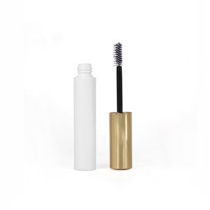 10ml plastic cosmetic packaging empty eyebrow mascara bottle tube