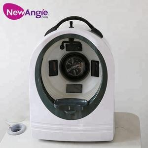 2018 professional facial analyser skin moisture analyzer mirror skin analyzer