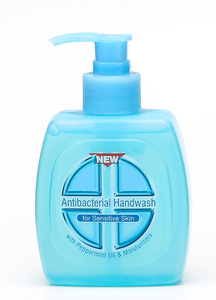 250ml Antibacterial Hand Wash/liquid hand soap /hand sanitizer - for sensitive skin