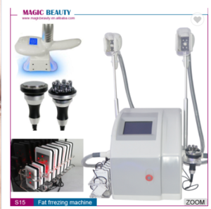 3 in 1  Cavitation Slimming  Ultrasonic Vacuum  RF Machine  For Skin Tightening