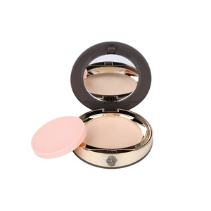 Attractive OEM Waterproof Concealer Makeup Pressed Compact Powder Foundation