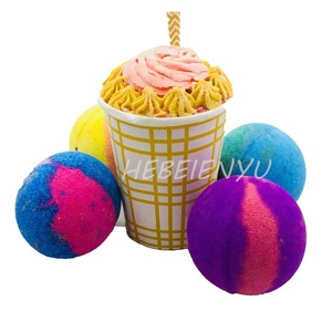 BUBBLE Bath Bombs in Gift Box