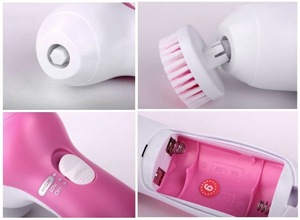 Face Brush, Facial Cleaning Appliance, Home Use Facial Massage Machine