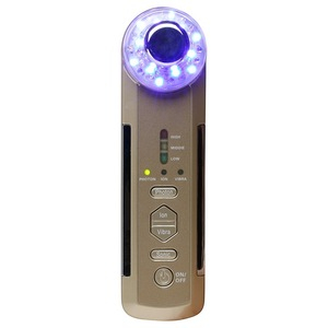 For Facial Skin Care Ultrasound Vibration plus LED Beauty Device