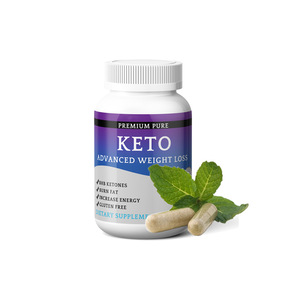 Lifeworth mct oil powder keto slimming capsules
