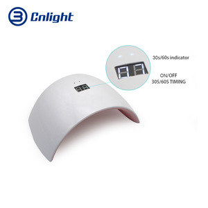 nail care equipment digital screen nail LED UVc lamp LED gel lamp
