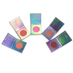New Makeup Blush Bronzer Baked Cheek Color Blusher Palette