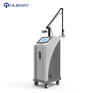 Newest beauty equipment vaginal tighten RF tube CO2 fractional laser vaginal rejuvenation with ce / fda