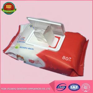 OEM Wholesale PH5.5 Handy Organic Baby Wet Wipe