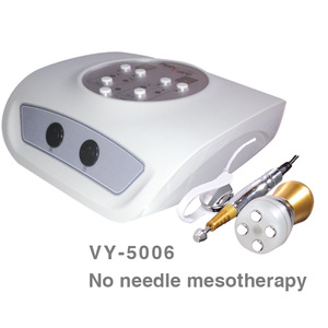 Popular VY-5006portable No Needle Mesotherapy Machine home use With CE