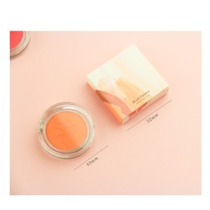 rouge palette powder blush wholesale natural pigmented blush palette private label