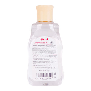 SBOOK Baby Oil 120ml Massage Skin Care Body Soft Keeping Moisture Hot Selling Wholesales Baby Oil
