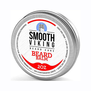 wholesale private label custom natural organic beard set wax beard balm for man beard and Hair Styling Products