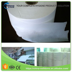with ISO9001 Certificate parent roll for toilet tissue