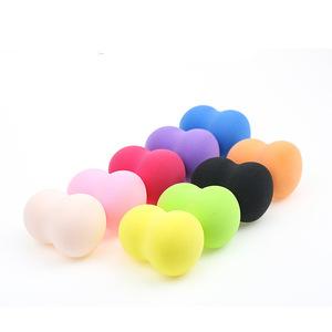 yaeshii Makeup Suppliers China Premium big size make up Beauty Sponge Blender 3D latex free Makeup Sponge