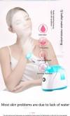 home use facial steamers/ Sain Facial Steamer Nano Ionic Facial Steamer Skin Moisturizing Cool Mist Moisturizing Face Steamer