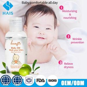 100% natural ingredients baby oil/OEM Wholesale msds baby skin whitening body oils in bulk 100% natural ingredients baby oil