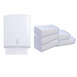 1ply 2ply Virgin Wood Pulp Commercial Multifold Paper Hand Towels