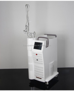 2017 newest medical fractional co2 laser strechmark removal equipment vegina tightening products made in China