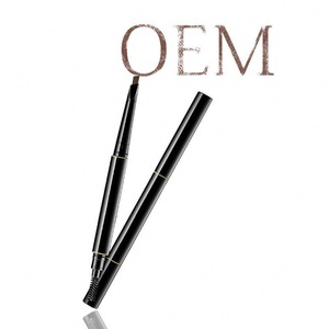 2018 Hot Selling Tattoo Eyebrow Pencil Tips Waterproof Long Lasting Permanent Liquid Eyebrow Pen In Stock
