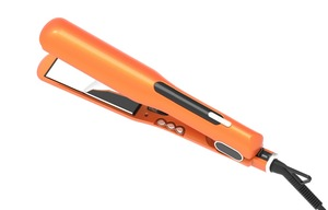 custom flat irons with private label, hair straightener with factory price