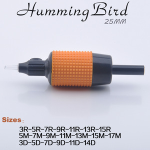 Hummingbird Disposable Tattoo Grip cover tattoo tip Redtop independent invention