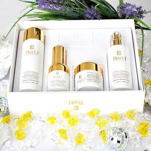 OBM skin care herbal ingredient Korean whitening cream set