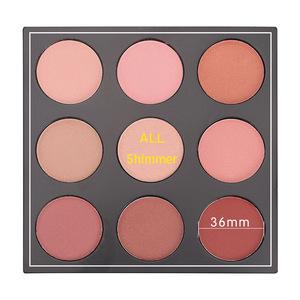 OEM ODM Makeup Blushes on Waterproof Blush Makeup
