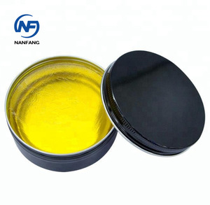 Private Label Cosmetics Pomade Wax Hair Styling Gel Based For Men