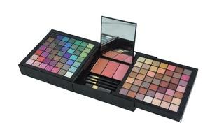 professional P177 177 color makeup palette set