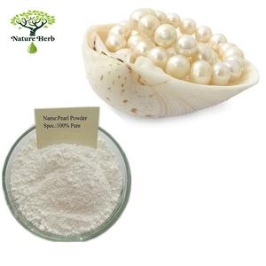 Pure facial mask pearl powder