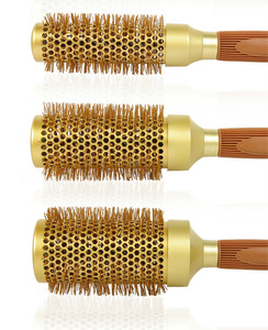 Squargonomics Hairbrushes