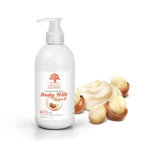 Thailand Whitening Body Lotion Product Female Daily Shea Butter Moisturizing Cream