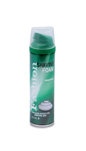 Turkish Fashion Shaving Foam