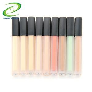UONOFO oem no logo 9 colors makeup liquid concealer private label full coverage cream liquid concealer