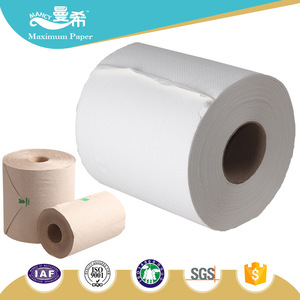 Virgin pulp making machine cheap towels packing machine toilet paper, hemp paper towels