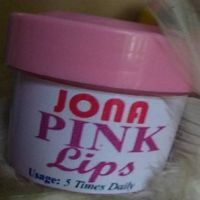 Jona Natural Pink lips balm
