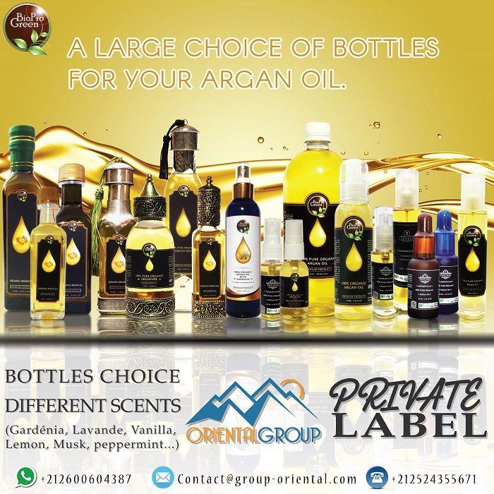 argan oil wholesale