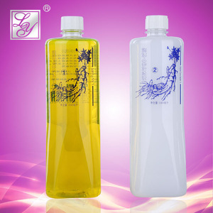 100ml Best selling ginseng acid perm for hair