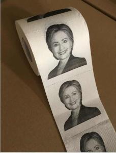 Colored Donald Trump Print 250Sheets /Roll Toilet Paper