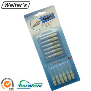 dental care plastic portable interdental brush