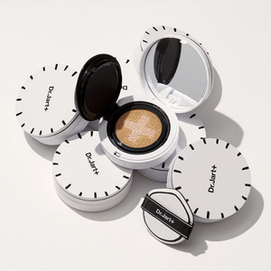 Dr.Jart+ Dermakeup Fit Cushion (Include Refill)  Natural Brightening Makeup Air Cushion BB Cream