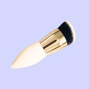 Factory Wholesale Custom Logo woodHandle  make up brushes beauty eye face tool Professional