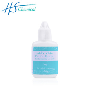 HS PURE GEL REMOVER
