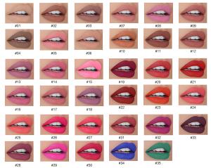Makeup lipstick vendor wholesale waterproof natural custom nude lipstick