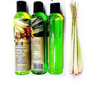 Moisturizing Shower Gel with Lemongrass Scent
