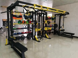 New High Quality Structure Crossfit Multi Station Gym Equipment
