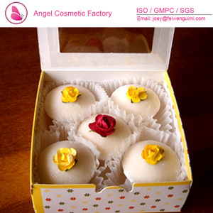 OEM Bath bombs Cupcake fizzies as gift for birthday